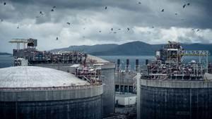 The LNG plant at Melkøya. (Photo Ole Jørgen Bratland Statoil).jpg