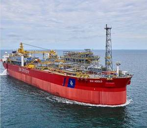 BW Adolo FPSO is used for oil production at BW's Dusaffu field in Gabon - Image by BW Offshore.jpg